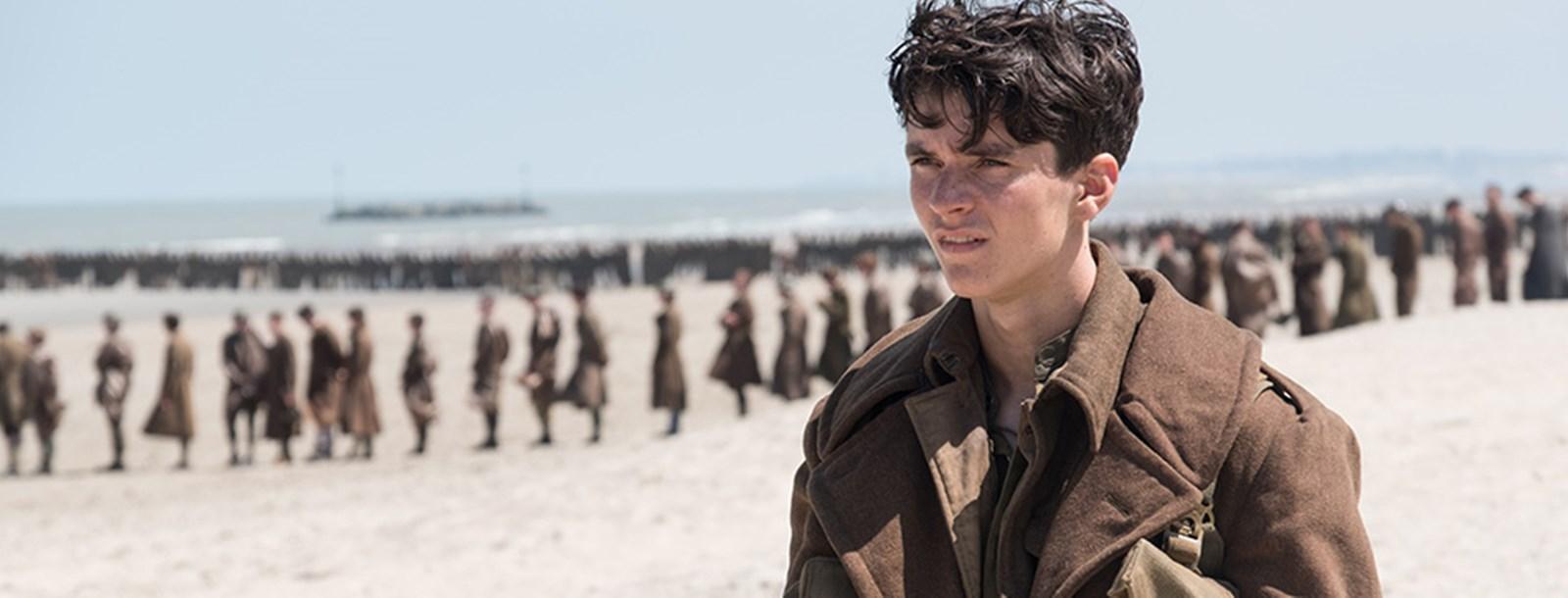 Dunkirk - bledo!