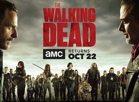 Walking Dead sezona 8 trailer!
