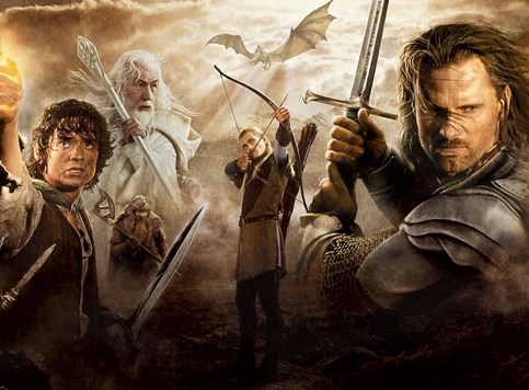 """Rođendan """"Lord of the Rings: The Fellowship of the Ring"""""""