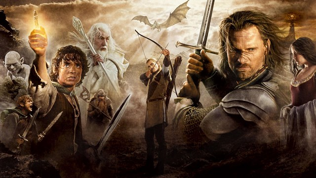 "Rođendan ""Lord of the Rings: The Fellowship of the Ring"""