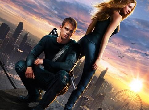 Divergent serija!