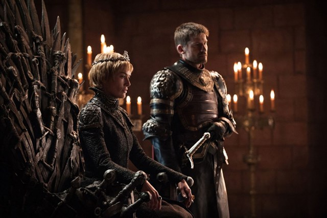 Martin piše pravi kraj Game of Thrones