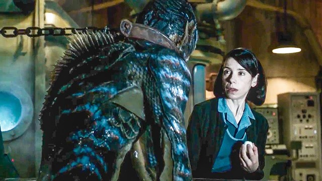 The Shape of Water - Zar je to Del Toro???