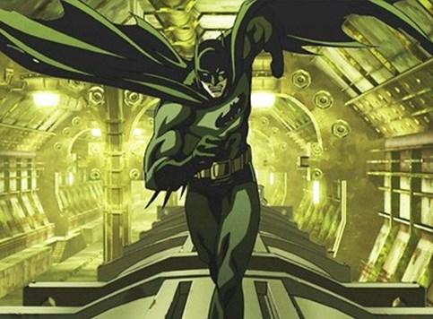 Uskoro Batman anima