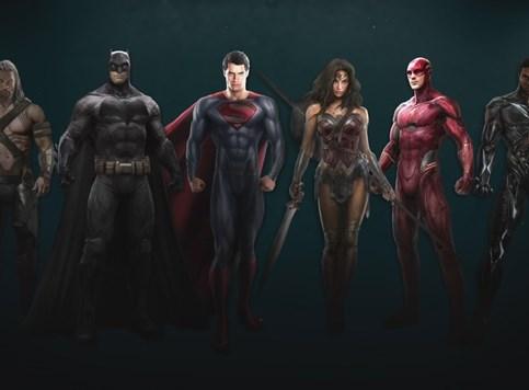 Justice League protiv svih
