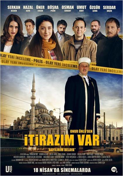 Itirazim Var