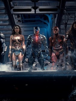 Justice League - Zbrka