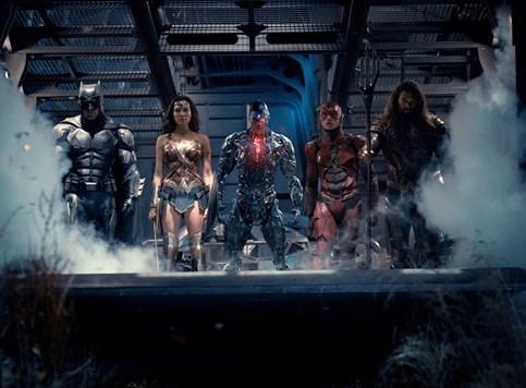 Justice League - Zbrka
