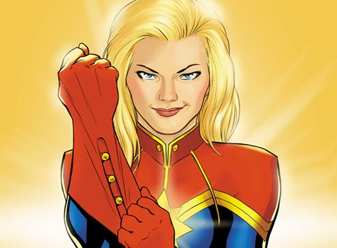 Zna se ko je glavni muški u Captain Marvel!