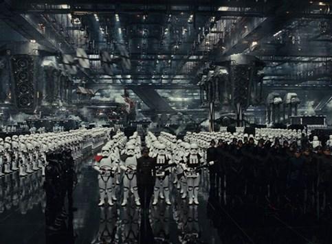 Star Wars: The Last Jedi pomama