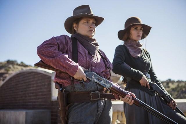 Godless - Odlične žene s puškom u ruci