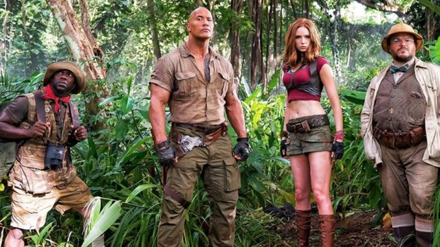 Jumanji: Welcome to the Jungle - Gde su majmuni?