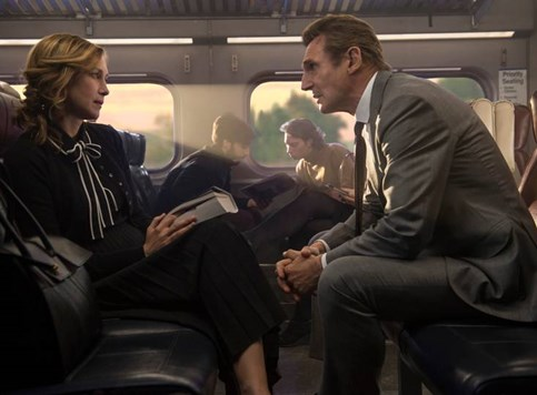 The Commuter - Presednite na drugi film