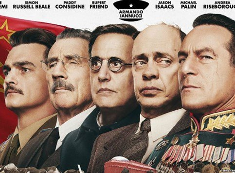 The Death of Stalin - Nije ni čudo što su ga zabranili