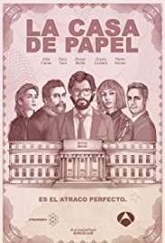 La casa de papel Aka Money Heist