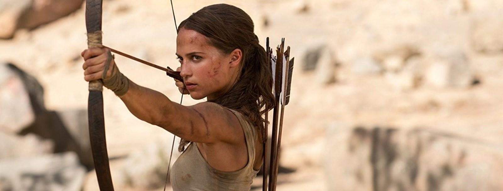 Tomb Raider - Batrganje