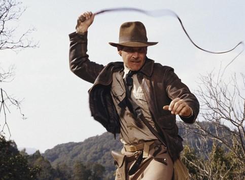 Indiana Jones pomeren