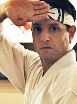 Karate Kid spinoff  serija