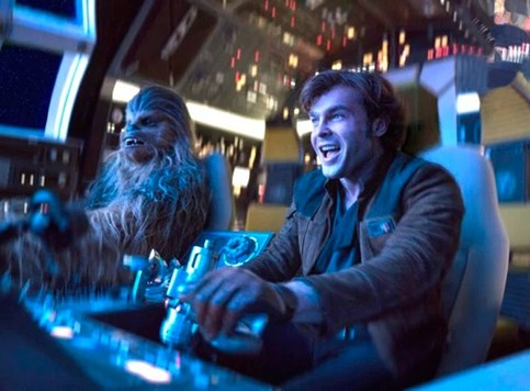 Solo: A Star Wars Story na Cannes Film Festivalu