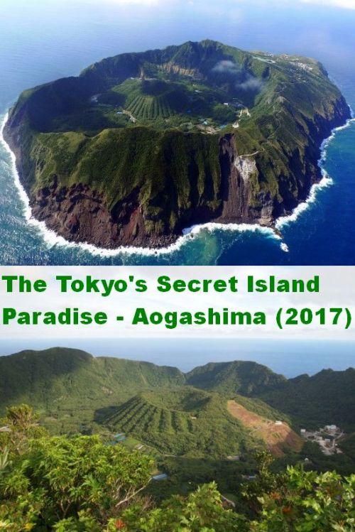 Tokyo's Secret Island Paradise - Aogashima