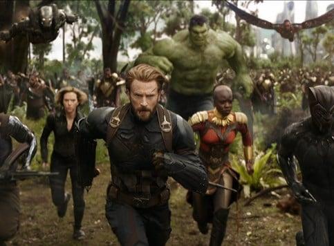 Avengers: Infinity War cenzurisan!