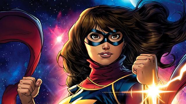 Muslimanka superherojka - novi Marvel