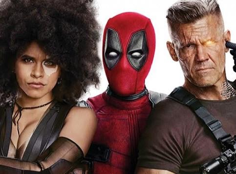Deadpool 2 - Zabavno, ali tja...