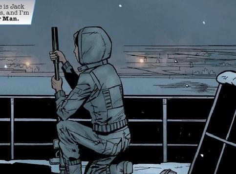 Cyberpank distopijski film po stripu!