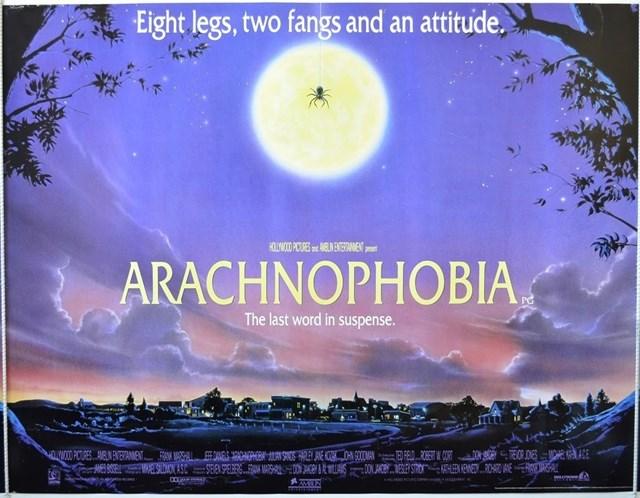 Arachnophobia remake!