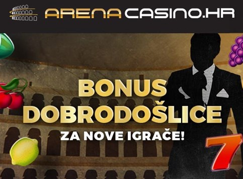 Besplatne casino igre bez registracije!