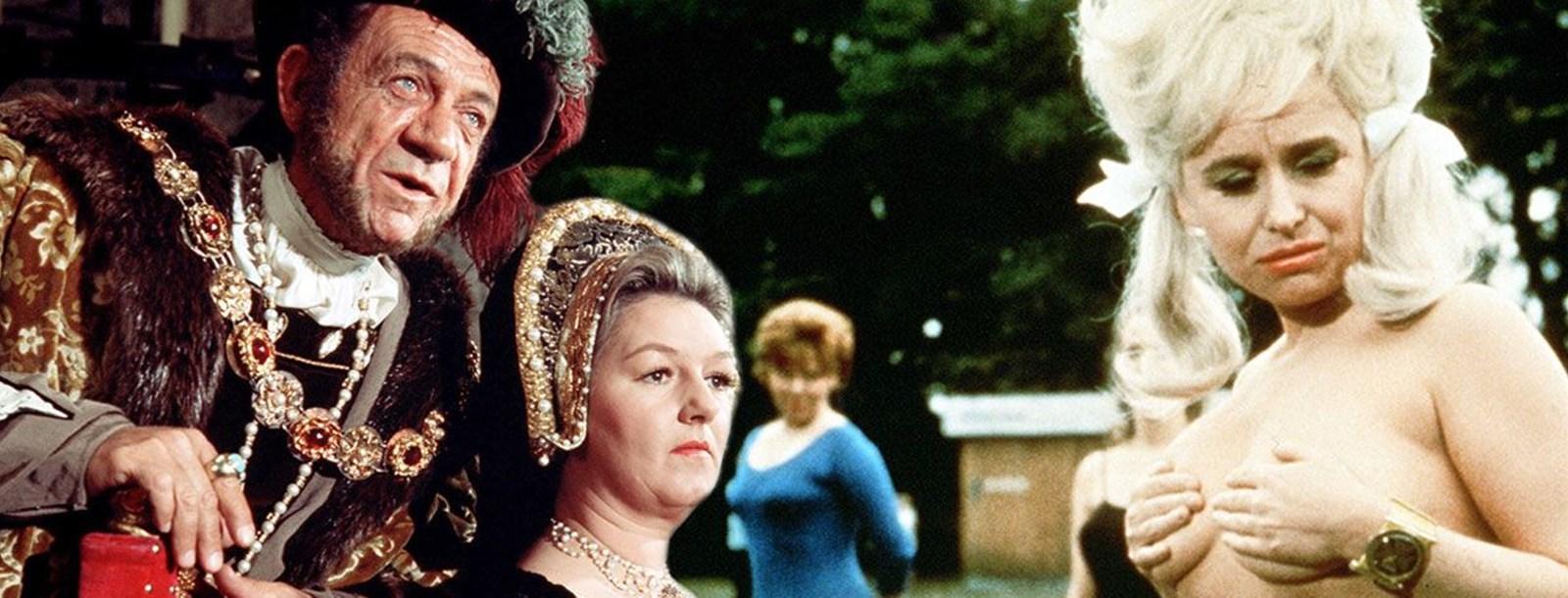 Carry on serijal – Jeftina, ali dopadljiva doza humora