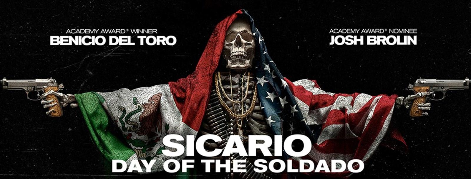 Sicario: Day of the Soldado - Sasvim podnošljivo