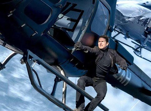 Mission: Impossible – Fallout - Adrenalinsko pumpanje