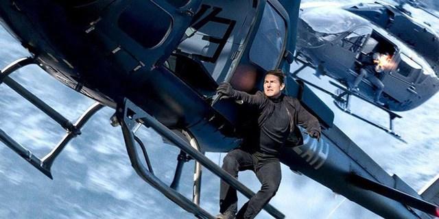 Mission: Impossible – Fallout - Adrenalinsko pumpanje