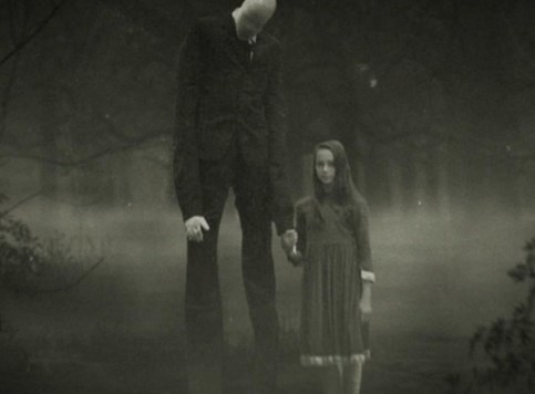 Slender Man - Teenage Horror iznenađenje!