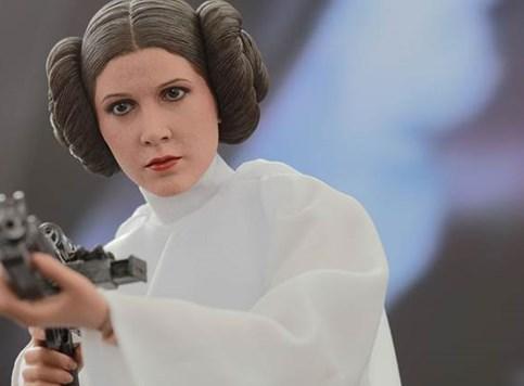 Carrie Fisher se vraća u Star Wars: Episode IX