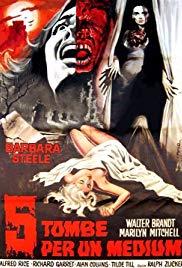 5 tombe per un medium aka Terror-Creatures from the Grave