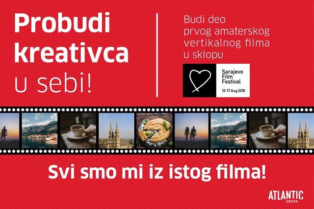 Probudi kreativca u sebi i postani deo Sarajevo Film Festivala