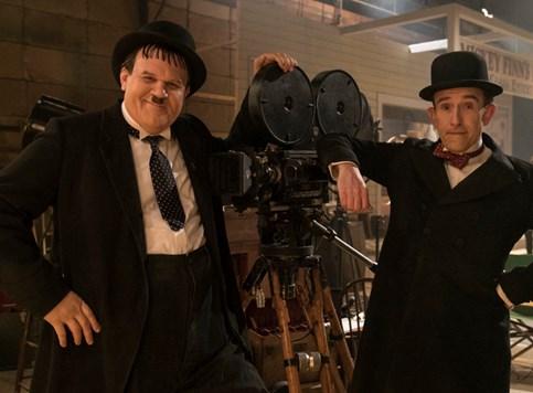 Film o čuvenim komičarima zatvara London Film Festival