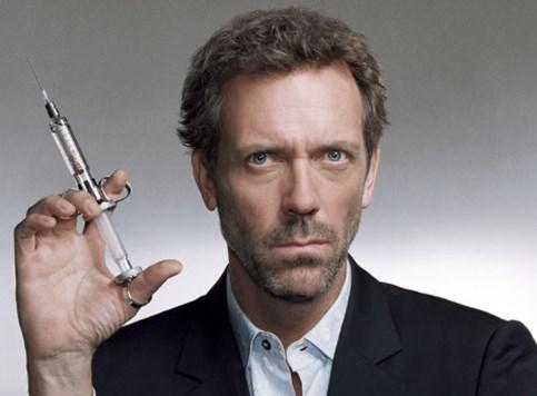 Hugh Laurie u SF komediji