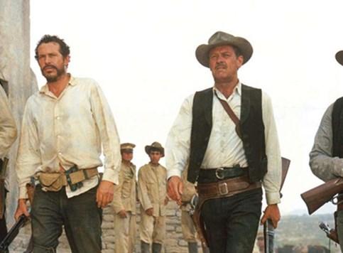 """Mel Gibson režira remake """"Wild Bunch"""""""