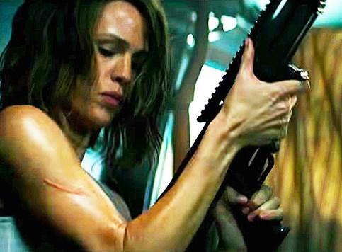 Peppermint - Jennifer Garner kao Bruce Willis