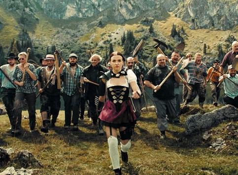 Sprema se totalno lud film - Mad Heidi!
