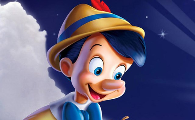 Guillermo del Toro režira Pinocchio