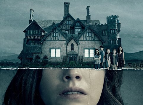 The haunting of Hill house - Netflix horor hit