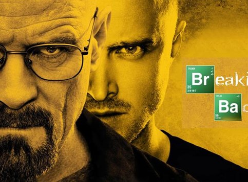 Snima se Breaking Bad film
