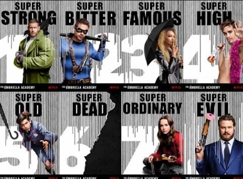 Nova Netflix superherojska serija