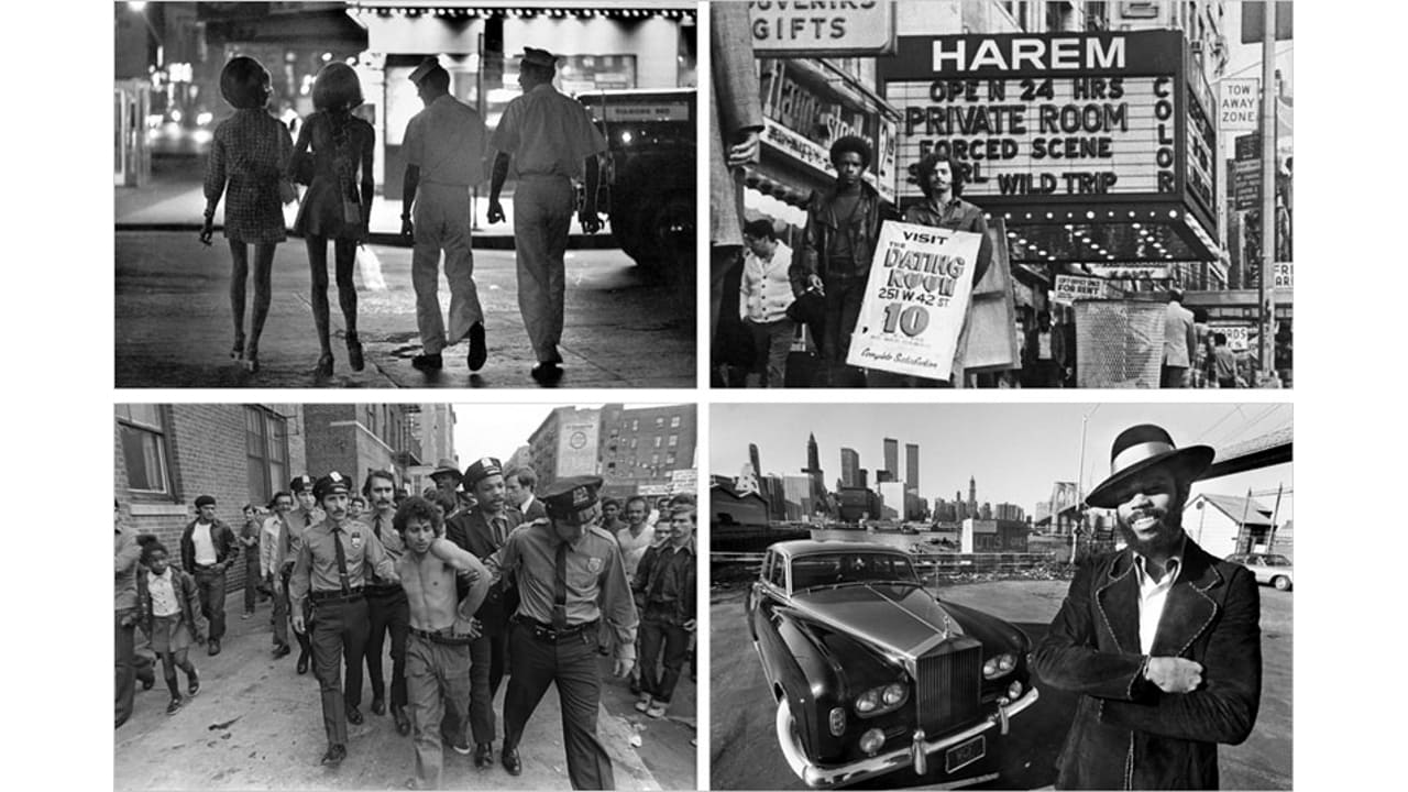 Once Upon a Time in New York: the Birth of Hip Hop, Disco and Punk