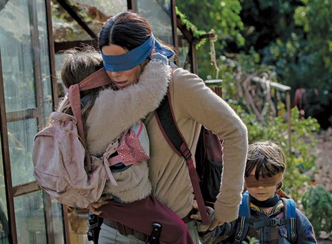 "Snima se spin-off SF-horora ""Bird Box"""
