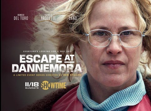 Escape at Dannemora - Seks skandal u zatvorskom sustavu